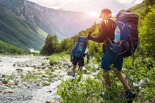 nGt Hikers Wearables